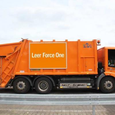 Leer Force One